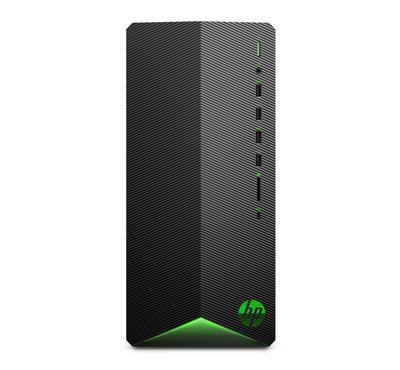 HP Pavilion TG01 Gaming PC, Core i7, 32GB, 2TB, Shadow Black
