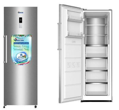 Berloni, Upright Freezer, 380.0L, Black