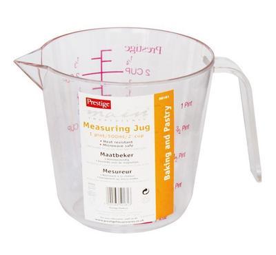 بريستيج إبريق قياس شفاف 0.5 لتر