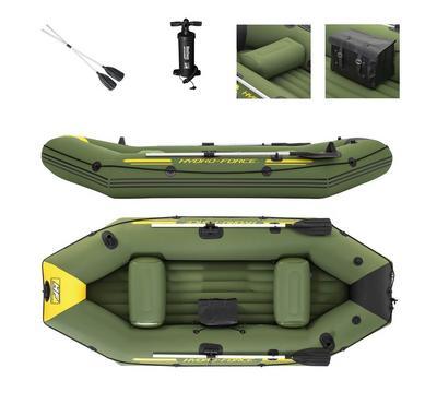 Bestway HYDRO-FORCE MARINE PRO 291x127x46cm Kayak Boat, Green