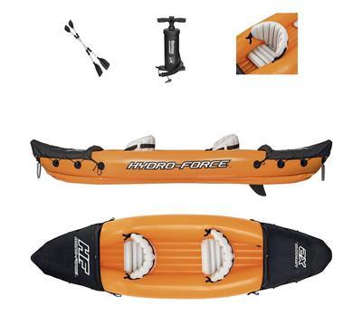Bestway HYDRO-FORCE LITE-RAPID X2 321x88cm Kayak Boat, Orange