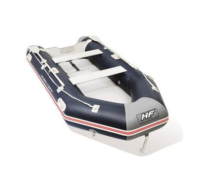Bestway HYDRO-FORCE MIROVIA PRO 330x162x44cm 5 Persons Inflatable Boat, Red/Blue