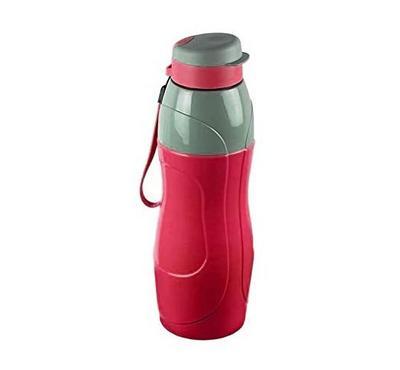 تشيلو، زجاجة ماء، 600 مل، أحمر