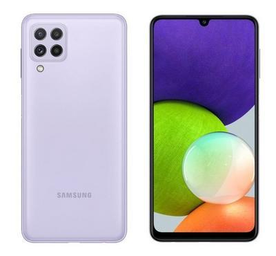 Samsung Galaxy A22, 5G, 64GB, Light Violet