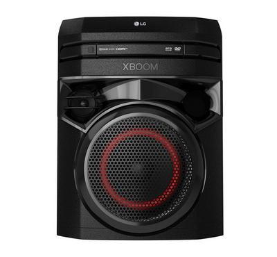 LG XBOOM, Body Speaker, 100W, Black