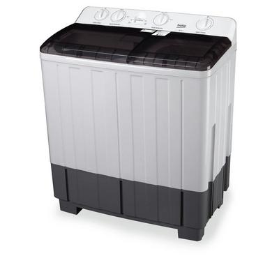 Beko 13 kg Washer, Twin Tub Semi Automatic Washing Machine, White.