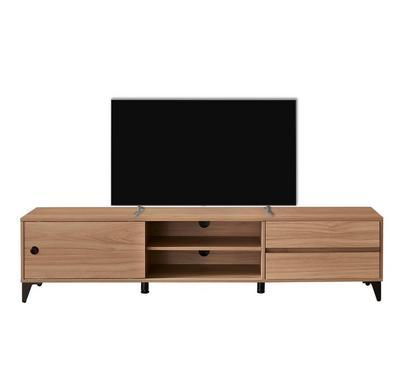 هومز، طاولة تليفزيون، 180 سم طول، 39.8 سم عمق، 42.6 سم ارتفاع، خشبي