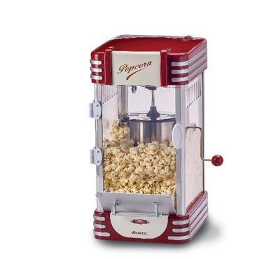 Ariete Pop Corn Maker, 700g, 310W, Red