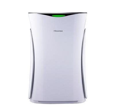Hisense Air Purifier, 0.76 L Bin Volume, 25 V, Multi-Pollutant Removal, White