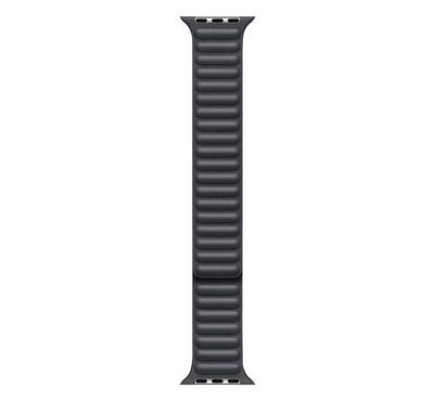 Smart 40mm Apple Watch Wrist Band Premium Leather Loop Black