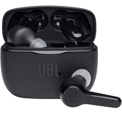 JBL Tune215 True Wireless Earbuds, Black