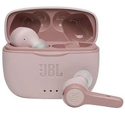 JBL Tune215 True Wireless Earbuds, Pink