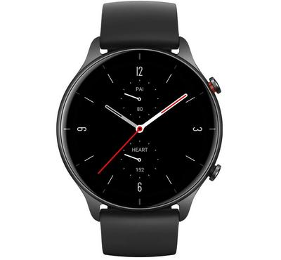 Amazfit GTR-2E A2023 47mm Smart Watch With Heart Rate,Obsidian Black