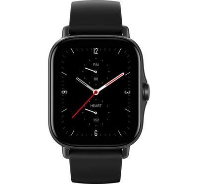 Amazfit GTS-2E A2021 36mm Smart Watch With Heart Rate,Obsidian Black