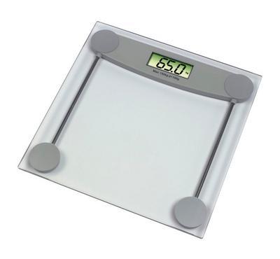 زافاكس ميزان حمام ، قياس دقيق للوزن ، أبيض