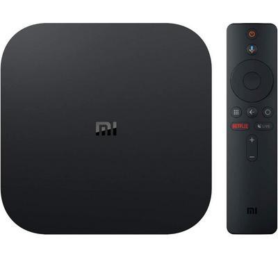 شاومي مي اندرويد بوكس، واي فاي، جهاز فك تشفير تلفزيون، أسود
