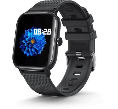 ريفرسونغ موتيف ساعة ذكية،  1.4 بوصة، ، أسود