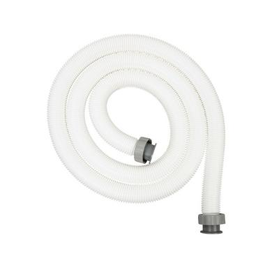 Bestway FLOWCLEAR 3.0m 38mm Pool Filter Pump Replacement Hose White.