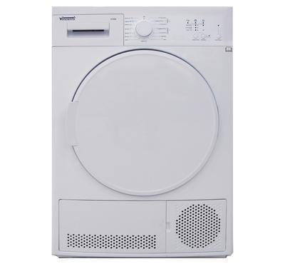 Vicenti 9.0KG Condenser Clothes Dryer 2700W White