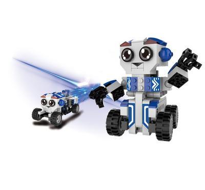 بريكس، روبوت بوبي، 196 قطعة