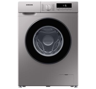 Samsung 9 KG Front Load Washing Machine, 1400 RPM, Silver