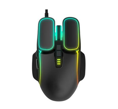 Heatz GAMEPRO Professional Wired Optical Gaming PC Mouse 3200dpi Black