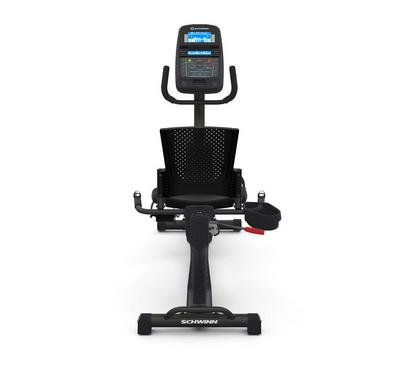 Schwinn 570R Recumbent Exercise Bike 136KG Max Black