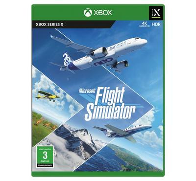 Flight Simulator 2020 Xbox Series X EN/AR Saudi Blu-ray