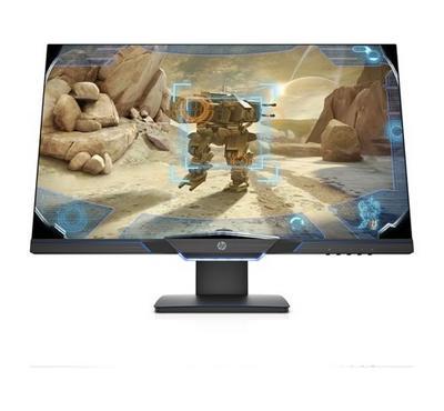 HP 27MX FHD   27 Inch Gaming Monitor, Resolution 1920x1040, Black.