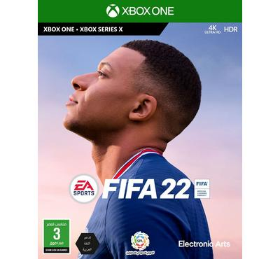 Xbox one, FIFA 22