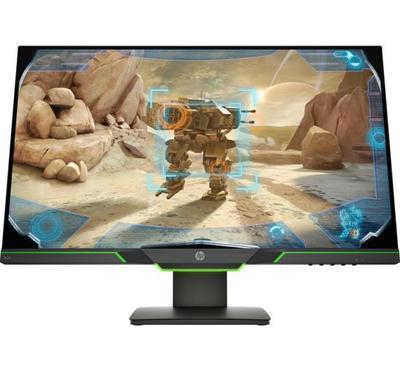 HP X27i 2K Gaming Monitor, 27 Inch IPS QHD, Resolution 2560x1440, Black.