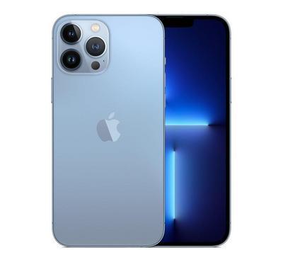 أبل أيفون 13 برو ماكس، 5 جي، 512 جيجا، أزرق سييرا