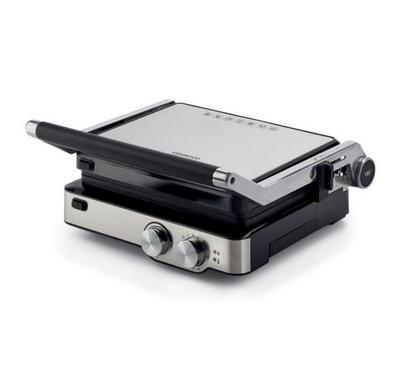 Kenwood HEALTH GRILL HGM80 Electric Contact Grill 2000W Black/Silver