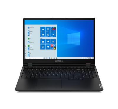 Lenovo Legion 5 Gaming Laptop, AMD Ryzen 7, 15.6-Inch, 1TBHDD+128GBSSD, Black