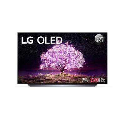 LG 48 Inch, 4K OLED TV, Smart TV, OLED48C1PVB