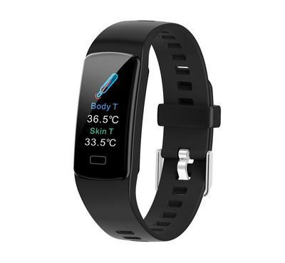 Pubu Y9T 41mm Smart Fitness Tracker FOC Black
