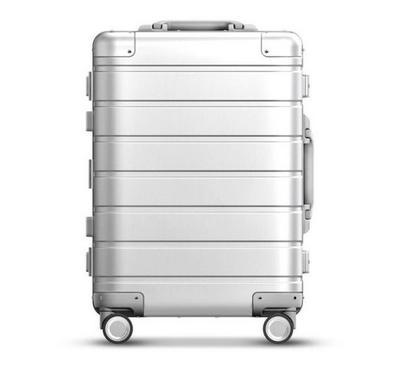 """Xiaomi 20"""" Classic Luggage, Aluminum Magnesium Alloy, Grey"""