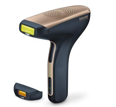 بيورير جهاز إزالة شعر باليزر، 6 مستويات مختلفة، أسود