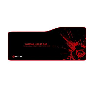 Meetion P100 Large Extended Gamer Desk Gaming Mouse Mat Pad Red/Black