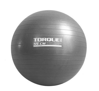 كرة تمارين من تورك فيتنس (55 سم) ، فضي