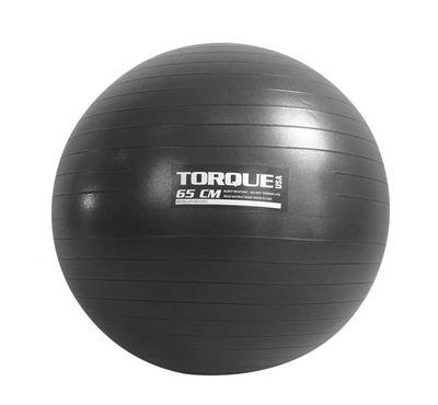 كرة  تمارين من تورك فتنس (65 سم) اسود