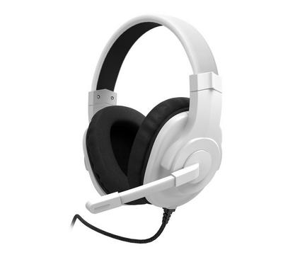 Hama PS5 Wired Gaming Headset, Built-in Microphone ، White