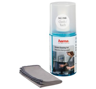 Hama 0.2 Ltrs، Screen Cleaning Gel ، Cloth
