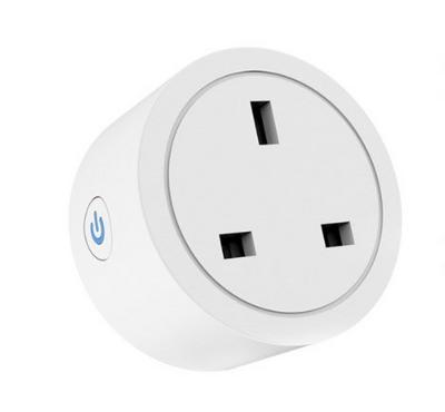 Jinya 1.3W Smart Socket, WiFi Connectivity, 16 Ampere, 250 Volts, White