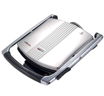 Clikon 4s Slice Electric Contact Toaster Grill 2100W Black/Silver