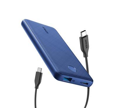 Anker, Powerbank, 10000mAh Battery, Blue