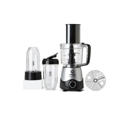 Magic Bullet, Food Processor, 400W, Silver/Black