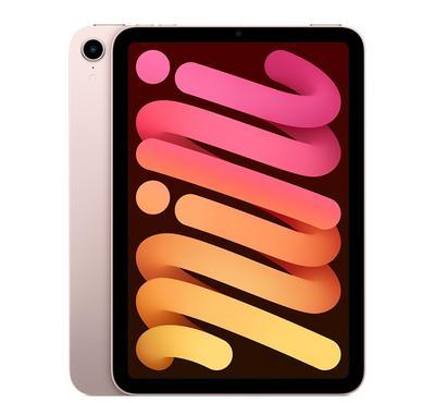 أبل أيباد ميني الجيل السادس، واي فاي، 8.3 بوصة، 64 جيجا، وردي