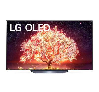 ال جي  تلفزيون 65 بوصة، فائق الوضوح، ذكي ، أسود