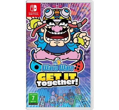 Nintendo Switch, WarioWare: Get it together